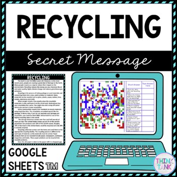 Recycling Secret Message Activity for Google Sheets™