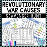 Revolutionary War Causes