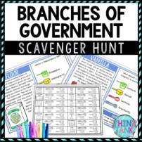 Branches of Government Activity