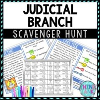 Judicial Branch Activity