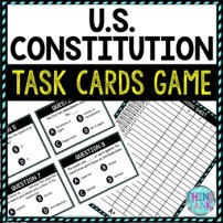 US Constitution Educational Activity