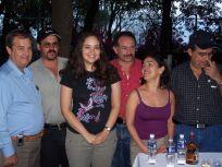 Sarita with Dr. Ana Valenzuela