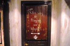 Read for your flogging?