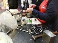 Making carabiners
