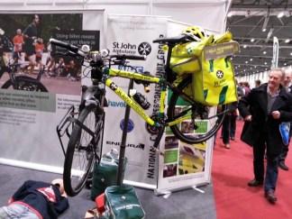 Ambulance Bikes