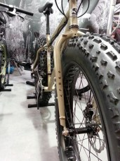Talk about FAT tires!