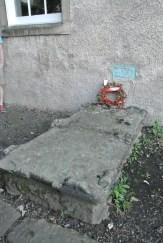 David Rizzio's Grave