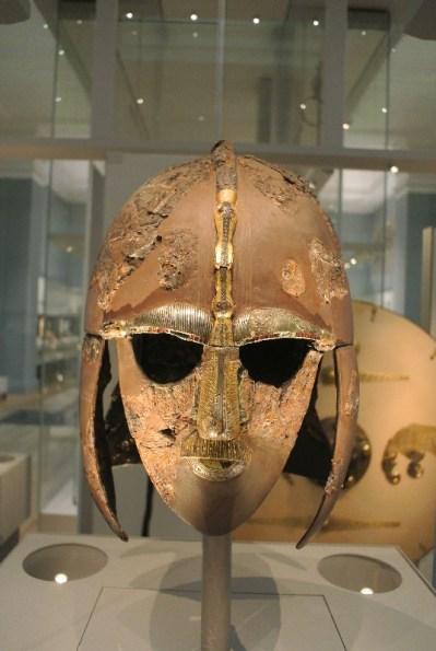 Sutton Hoo Mask