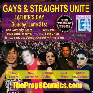 Stand-up Comedy Luis Moro Productions
