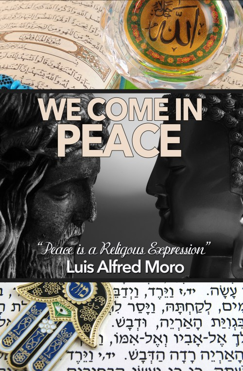 We Come In Peace, the book