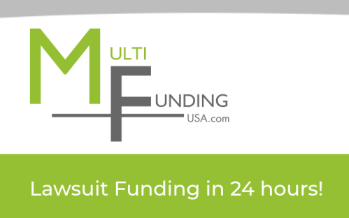 Multi Funding Lawsuit cash