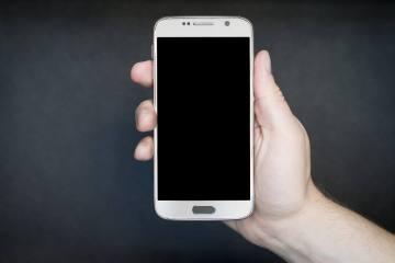 smartphone à réparer