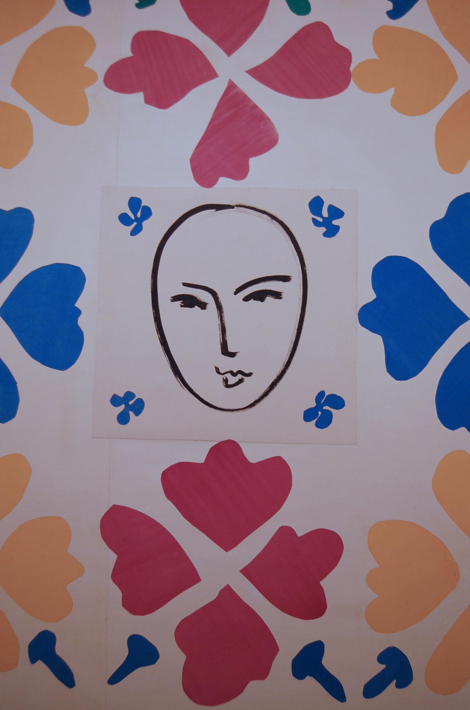 Matisse Cutouts Thinkvisuals Blog