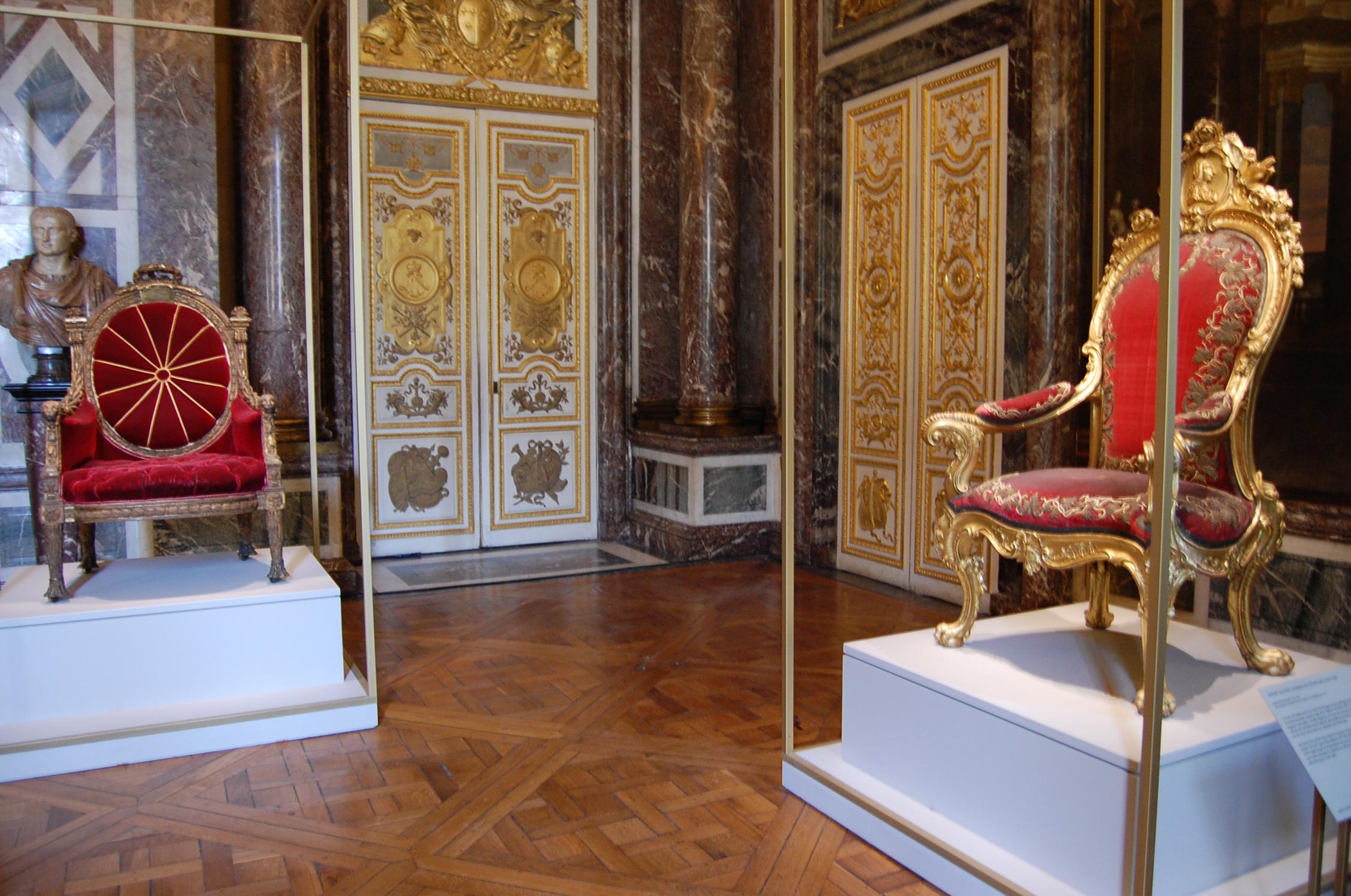 Hyacinthe Rigauds Louis XIV  Thinkvisuals Blog