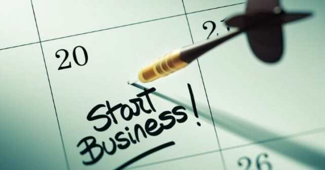 Today is the day you start a successful business