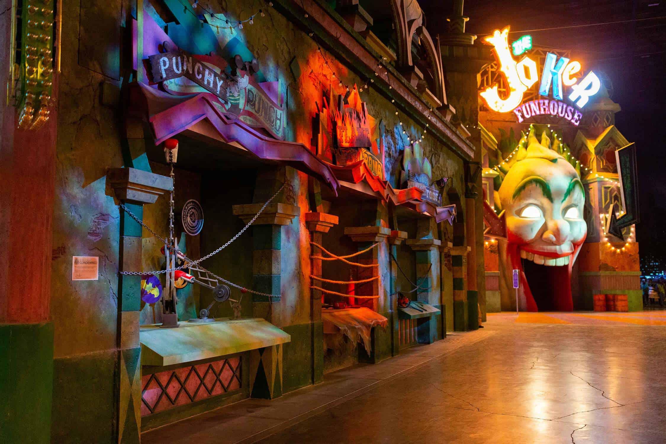 Theme Park Design  Production  Warner Bros World Abu Dhabi
