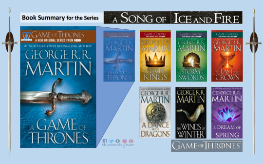 Book thinkwitty.com - Song of Ice and Fire - Game of Thrones