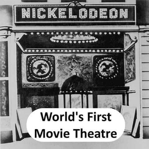 World's first Movie Theatre - thinkwitty.com