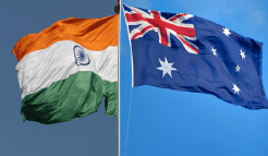 oz india flags