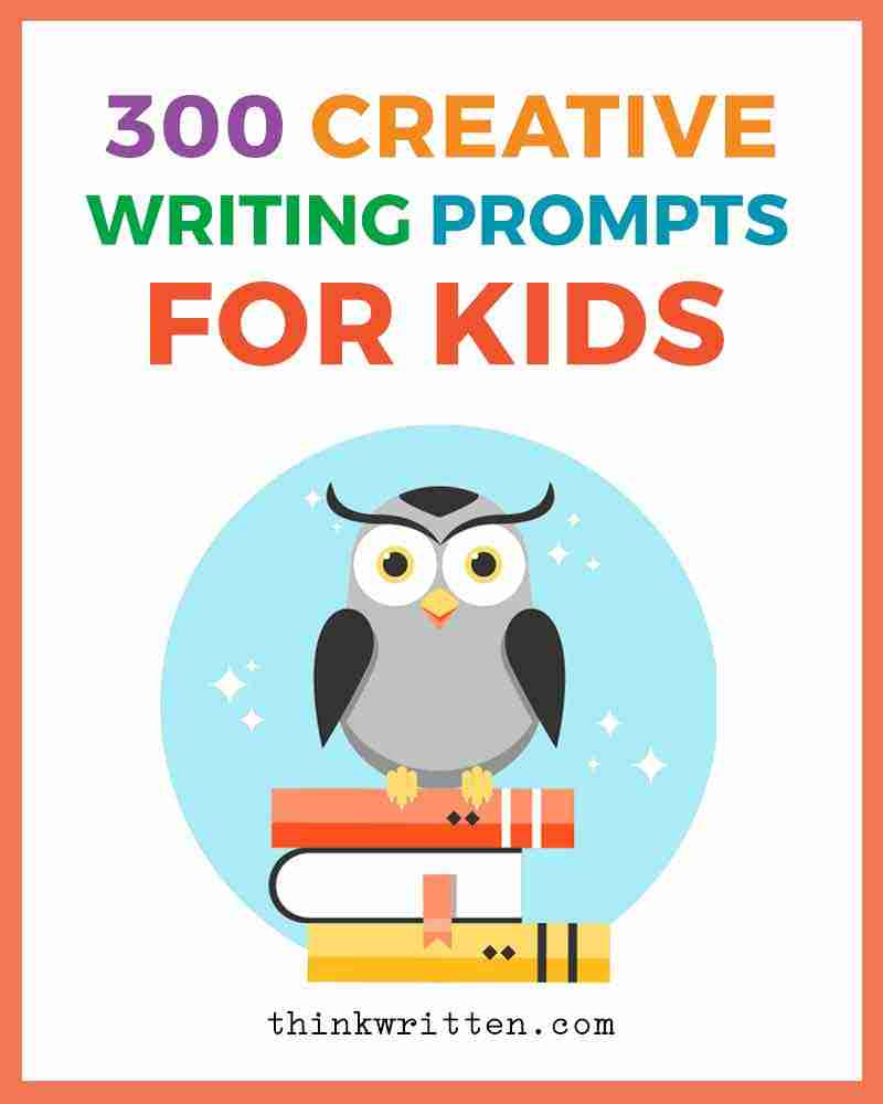 medium resolution of 300 Creative Writing Prompts for Kids   ThinkWritten