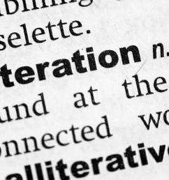 What is Alliteration? Examples for Using it in Your Writing [ 671 x 1200 Pixel ]