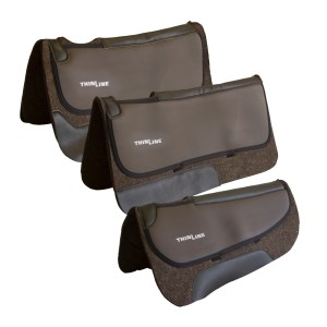ThinLine Western Pro-Tech Felt Saddle Pad Group