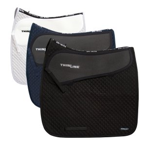 ThinLine Dressage Saddle Pad Grouped image