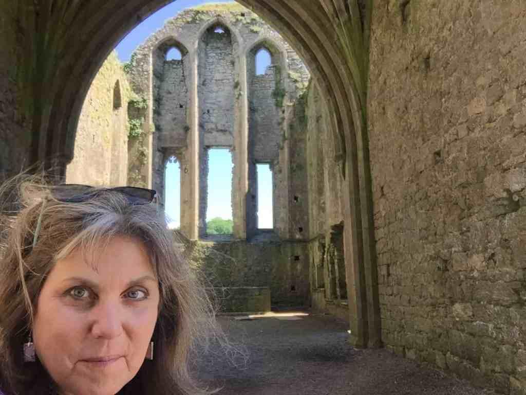 Mindie Burgoyne - Thin Places Tours