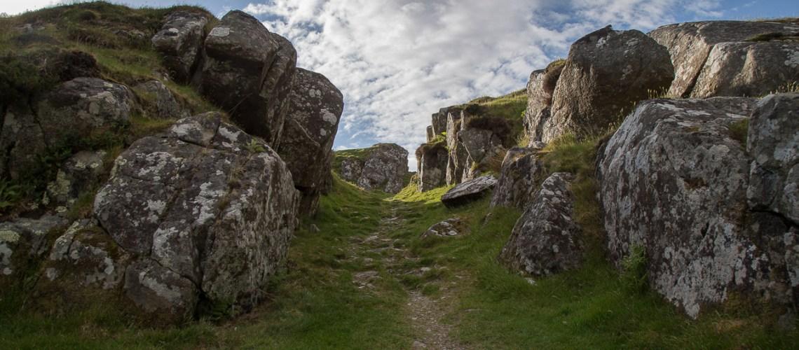 Dunadd Fort – Kilmartin Glen - Gallery Slide #5