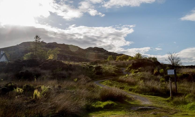 Dunadd Fort – Kilmartin Glen - Gallery Slide #4