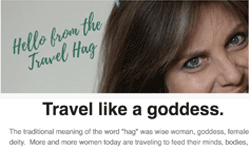 Travel Hag News
