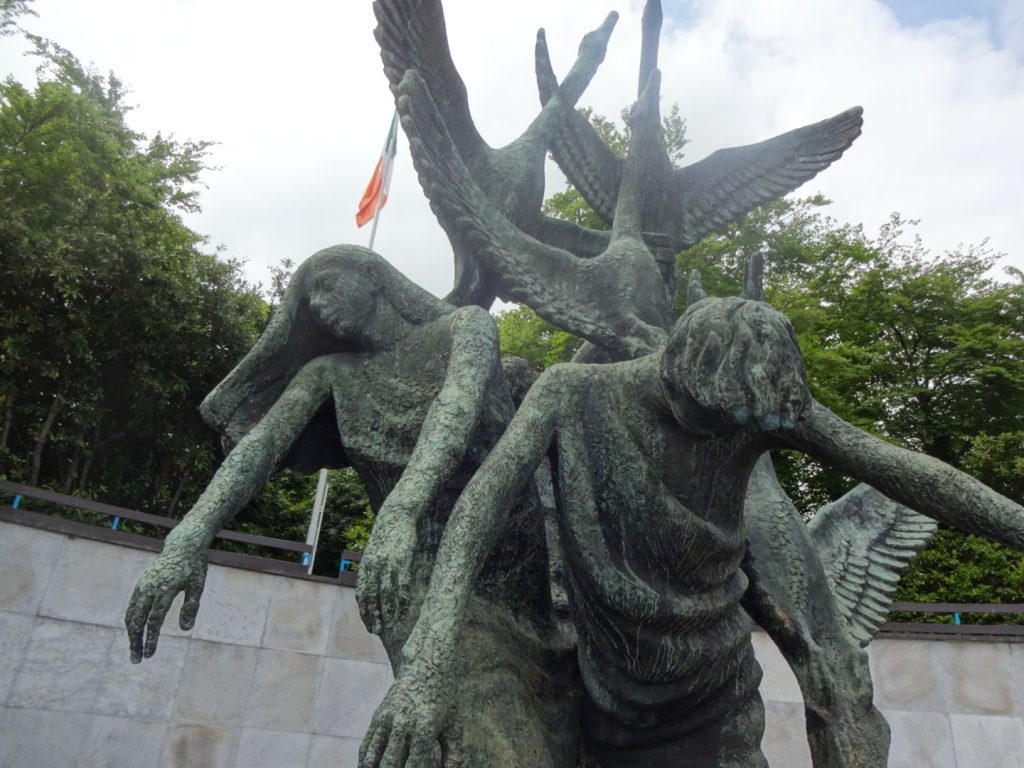What to See in Dublin? - The Garden of Remebrance