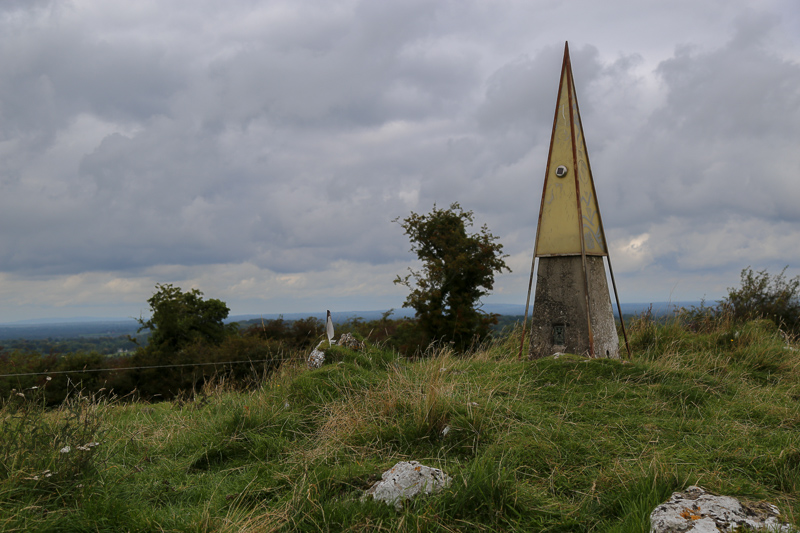 The Pinnacle - St. Patrick's Bed - the Hill of Uisneach