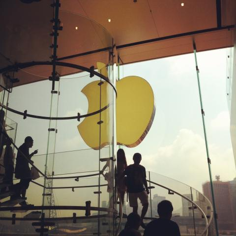 Apple IFC Hong Kong Futurist Anders Sorman-Nilsson