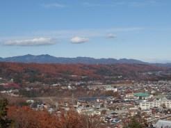 Chichibu city