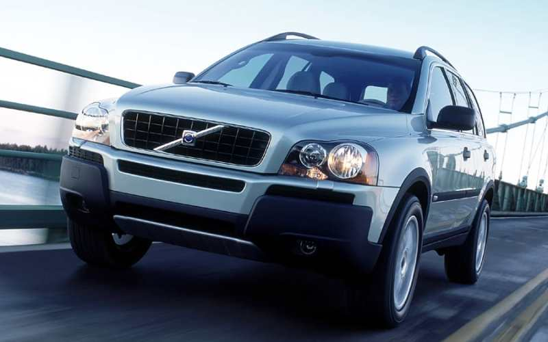 2000 & Late: 2003-2006 Volvo XC90