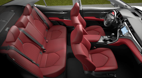 2018 Toyota Camry interior.png