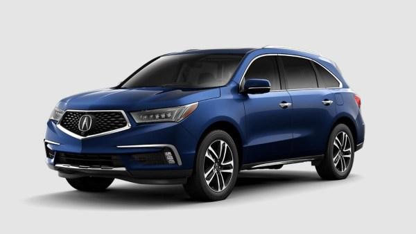 2018 Acura MDX exterior