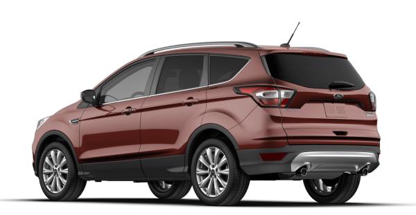2018 Ford Escape exterior