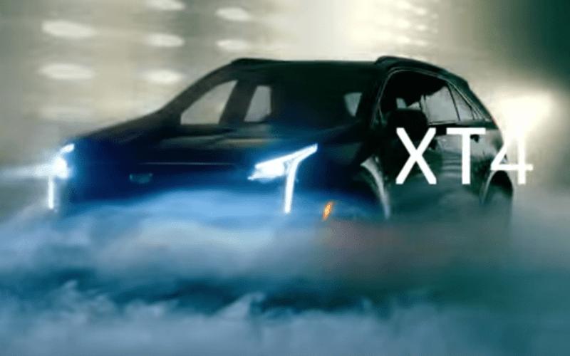Sneak Preview: 2019 Cadillac XT4