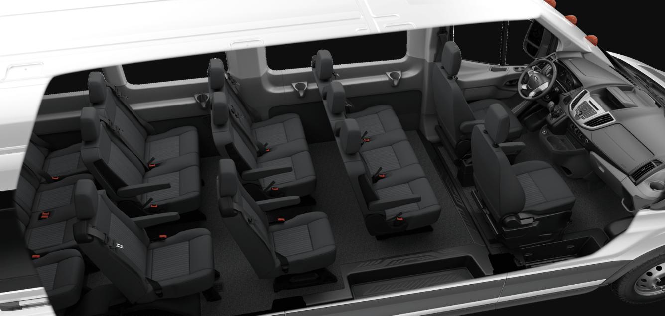 Ford Transit Interior >> 2018 Ford Transit Interior Third Auto
