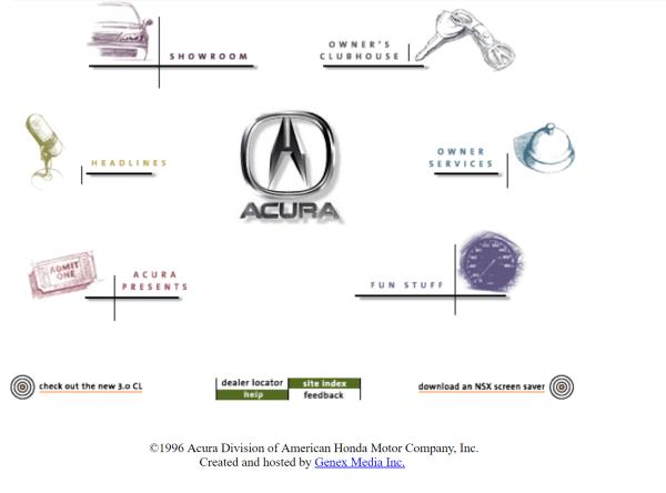 Acura then