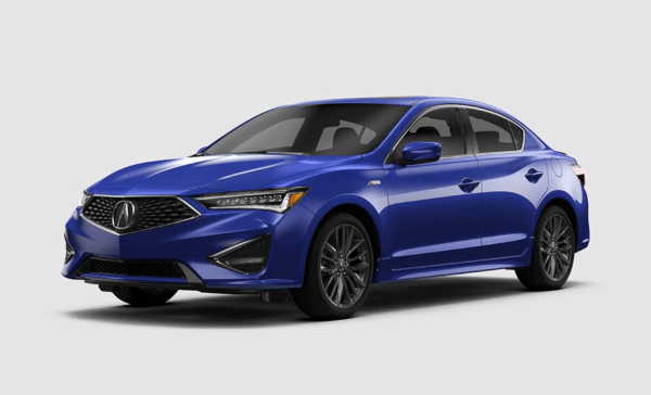 2019 Acura ILX exterior