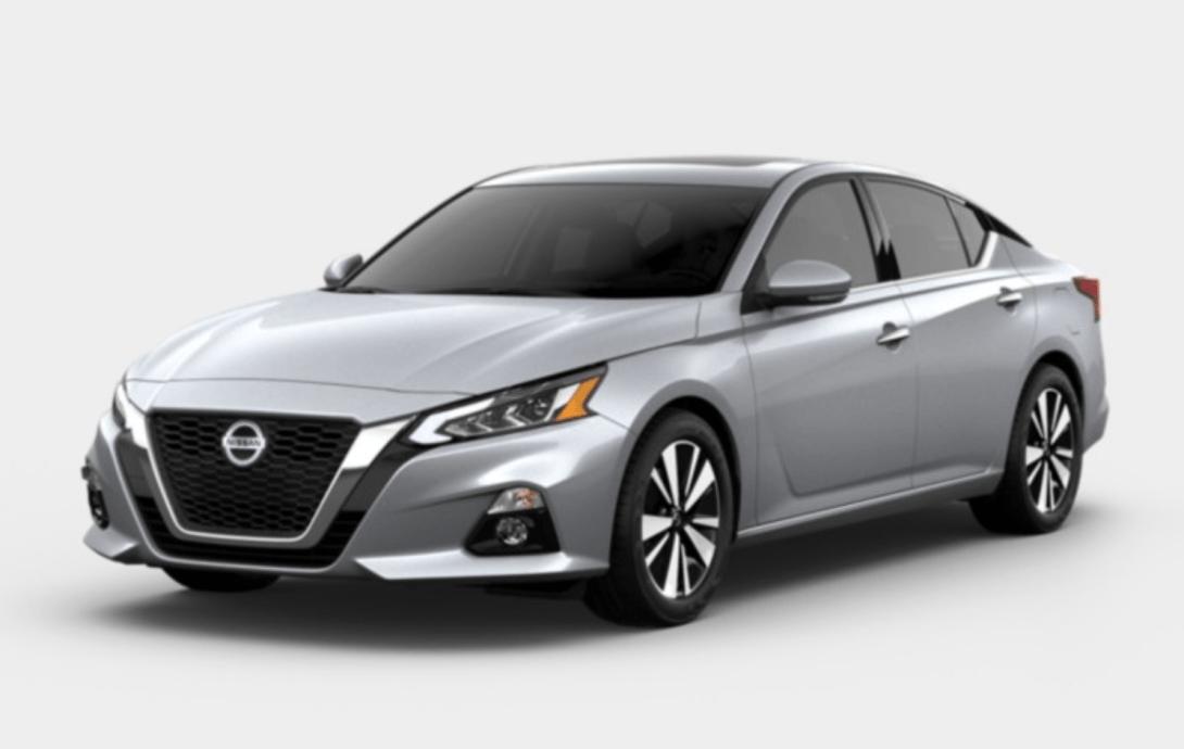 2019 Nissan Altima exterior