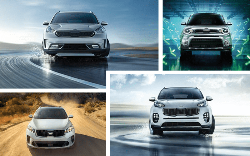 Shopper's Guide: 2019 Kia Crossovers