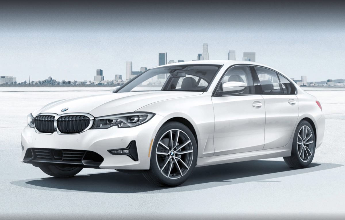 Building a 2019 BMW 3 Series