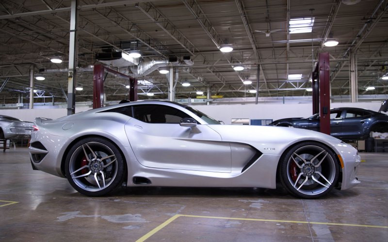 VLF Automotive: Sports Cars with Guts