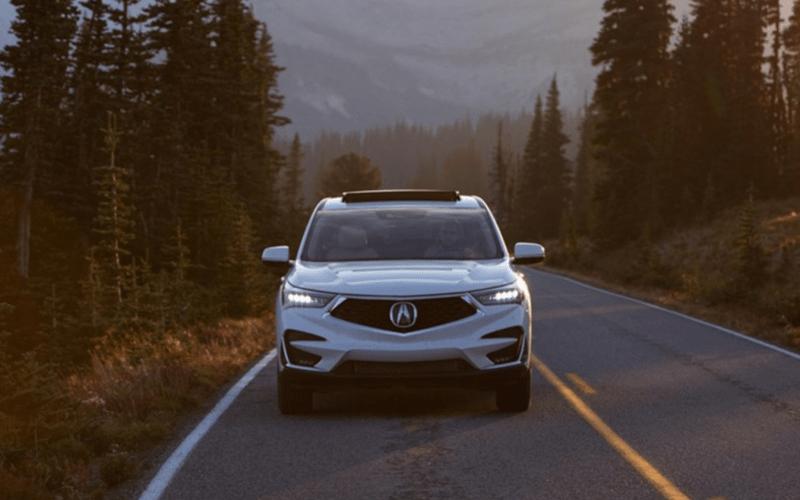 Building a 2019 Acura RDX
