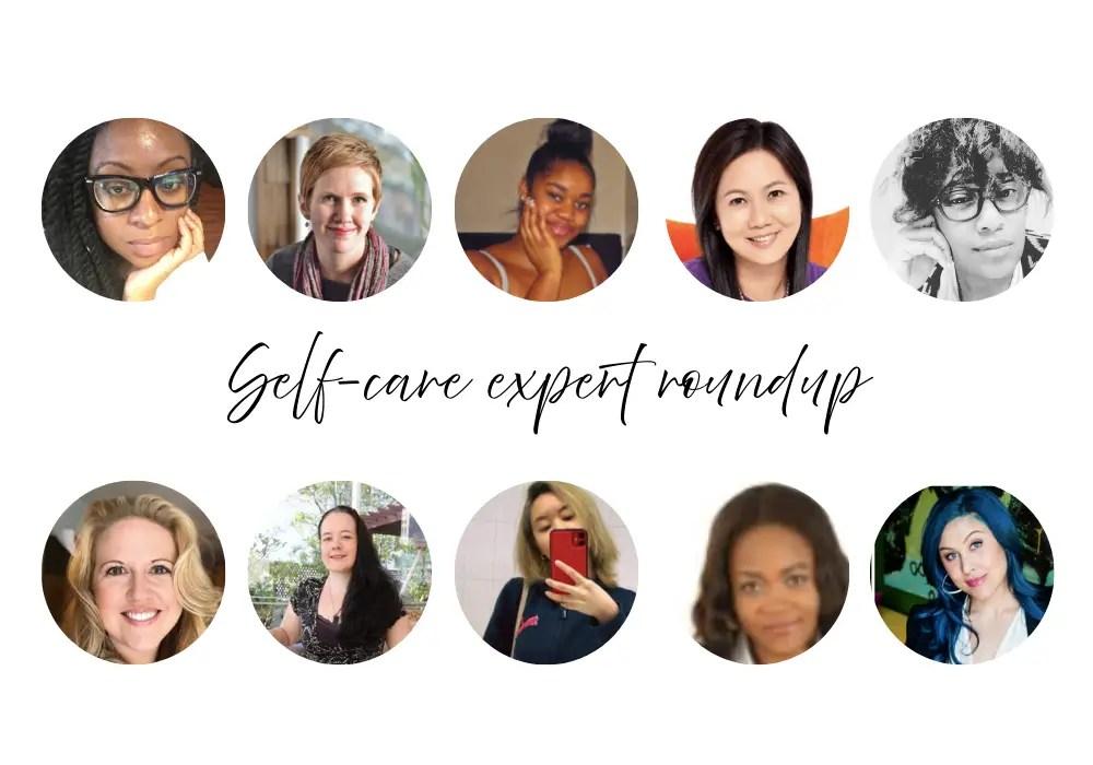 Self-Care Expert Roundup