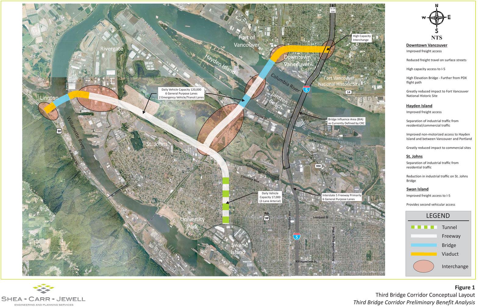 Third Bridge concept map